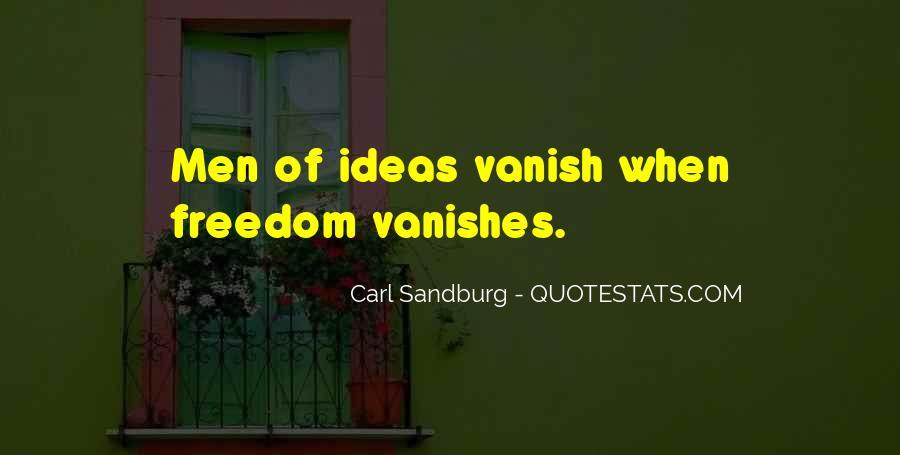 Vanishes Quotes #241878