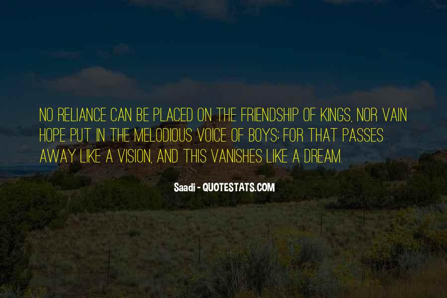 Vanishes Quotes #28068