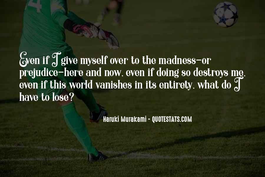 Vanishes Quotes #319249