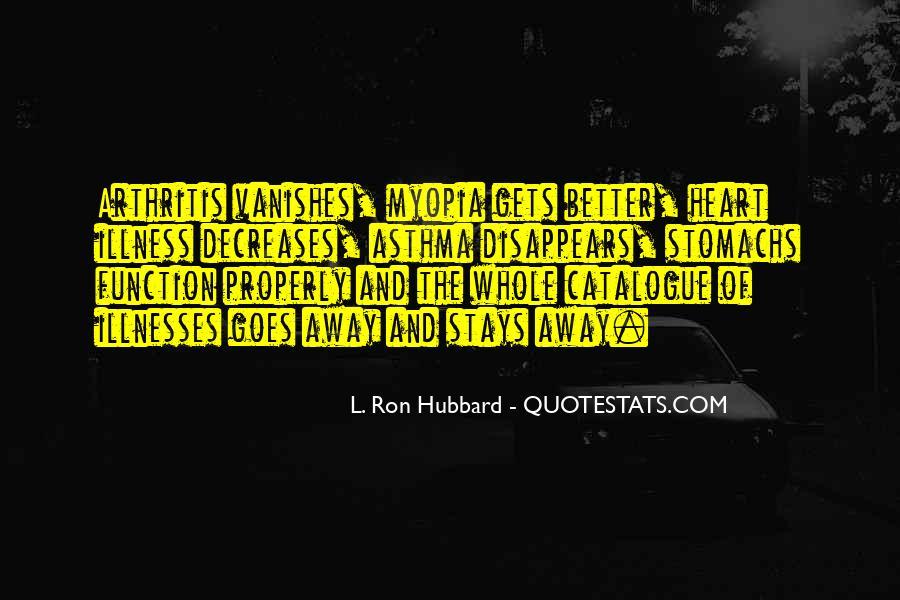 Vanishes Quotes #540708