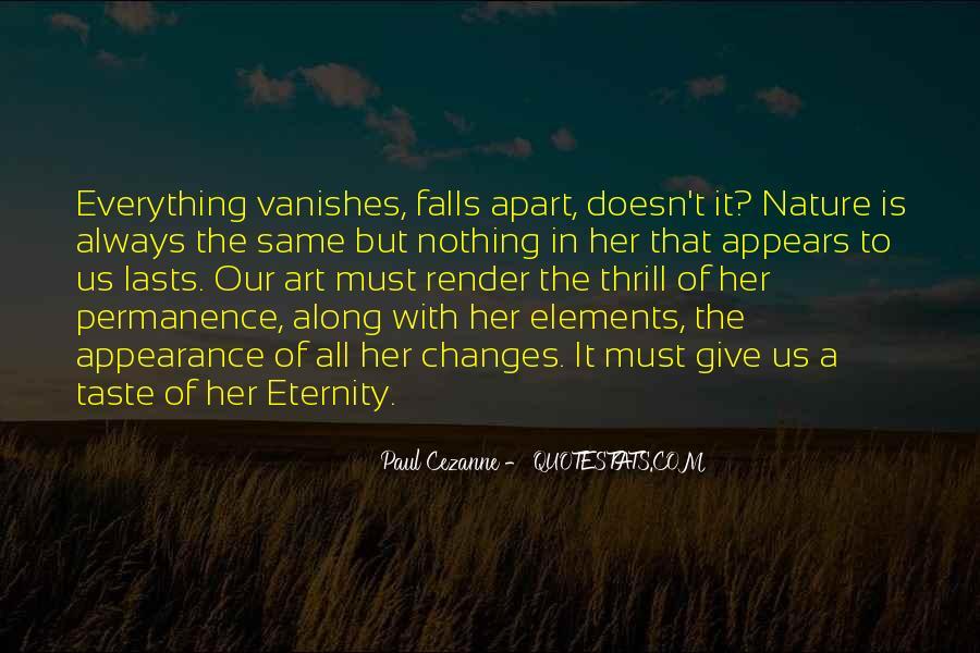 Vanishes Quotes #669328