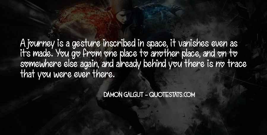 Vanishes Quotes #672525