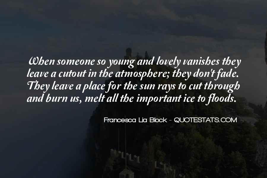 Vanishes Quotes #763273
