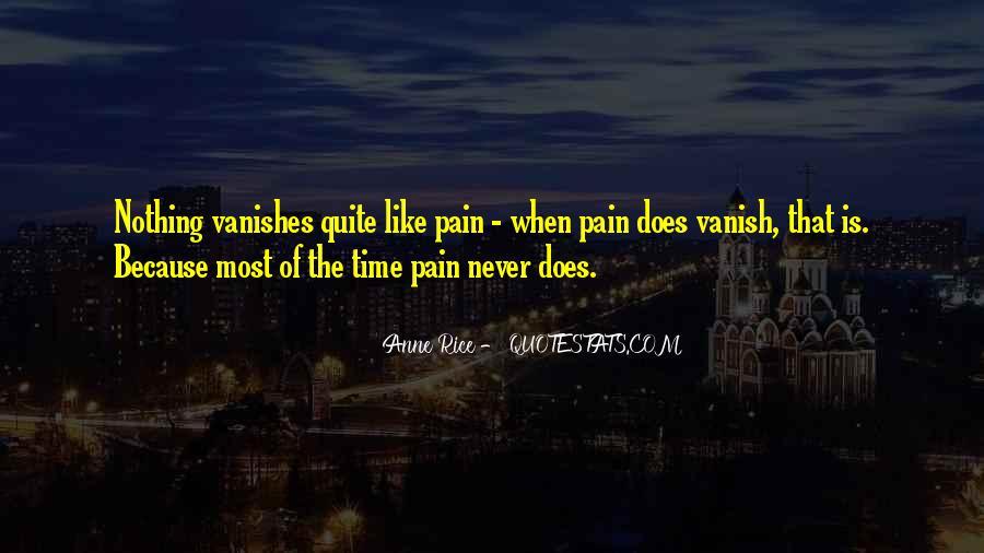 Vanishes Quotes #870330