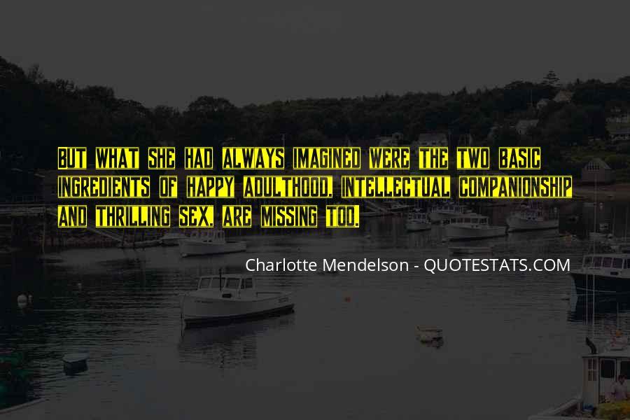 Vanishings Quotes #970001