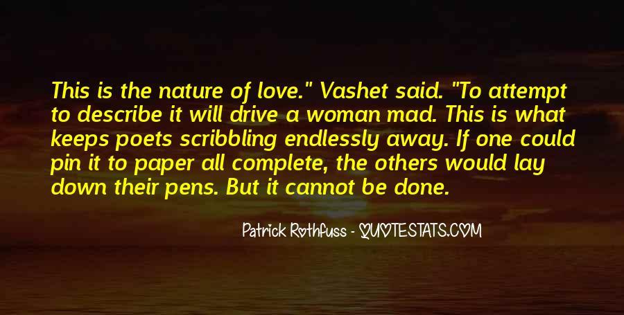 Vashet Quotes #10035