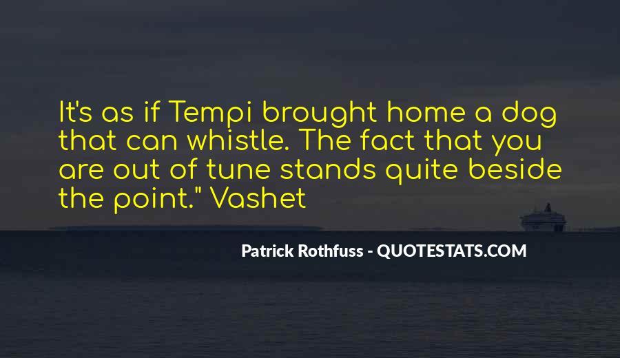 Vashet Quotes #1148099