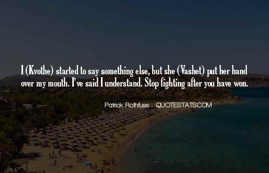 Vashet Quotes #364450