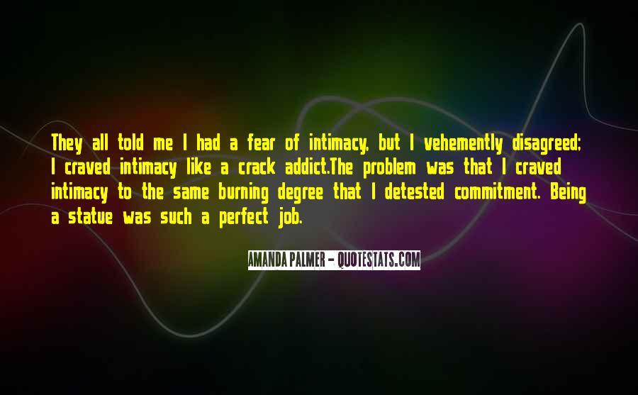 Vehemently Quotes #1320427