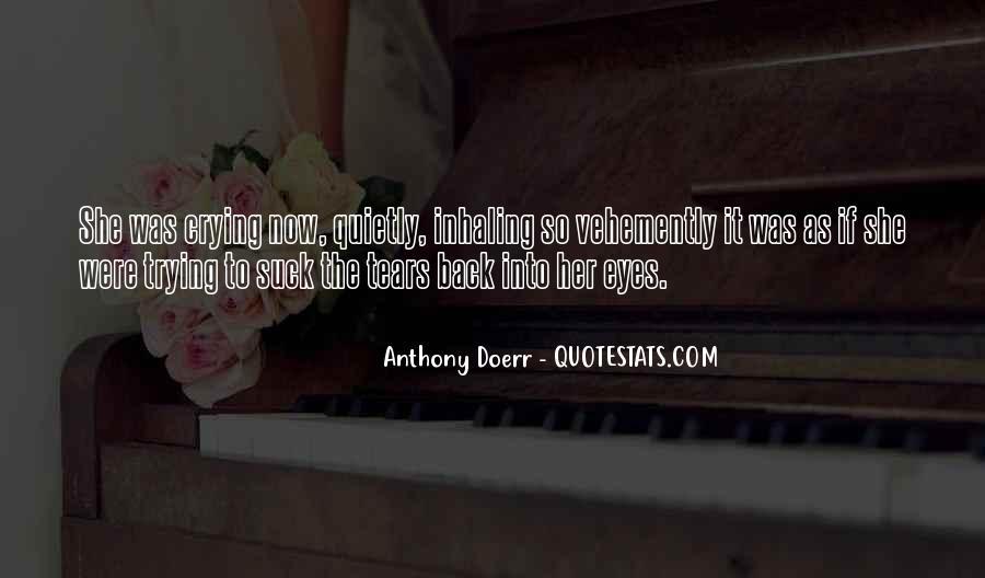 Vehemently Quotes #1758628