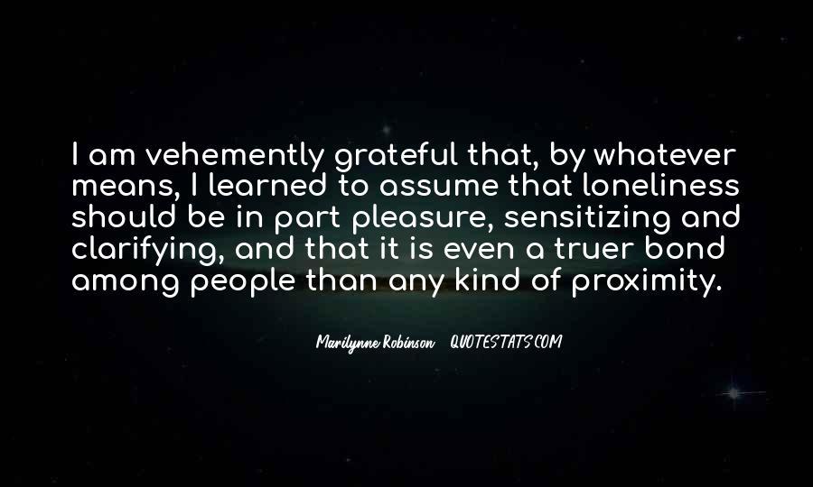 Vehemently Quotes #307440