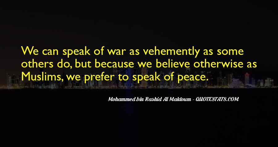 Vehemently Quotes #789817