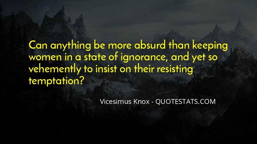 Vehemently Quotes #802145