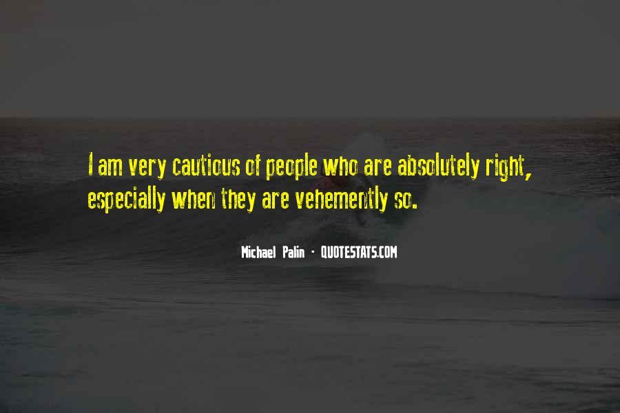 Vehemently Quotes #967527