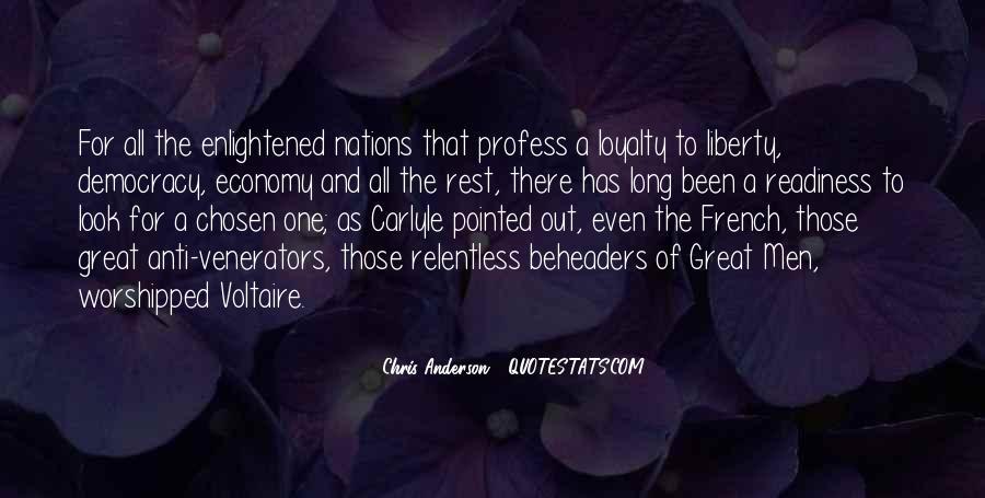 Venerators Quotes #855948