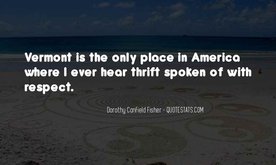 Vermont's Quotes #1188740
