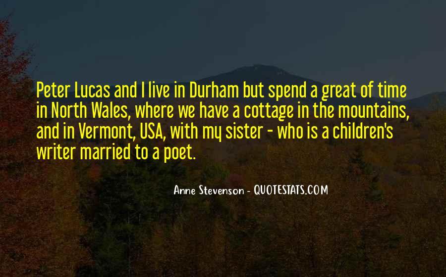 Vermont's Quotes #1292599