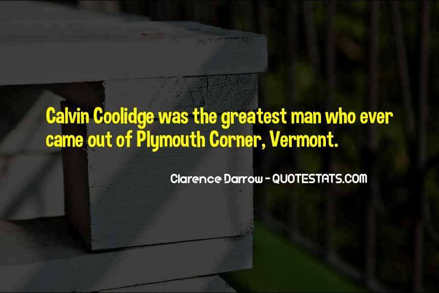 Vermont's Quotes #1421497