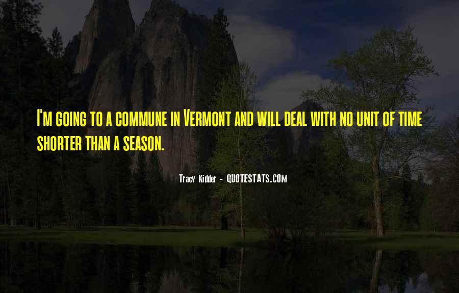 Vermont's Quotes #1465893