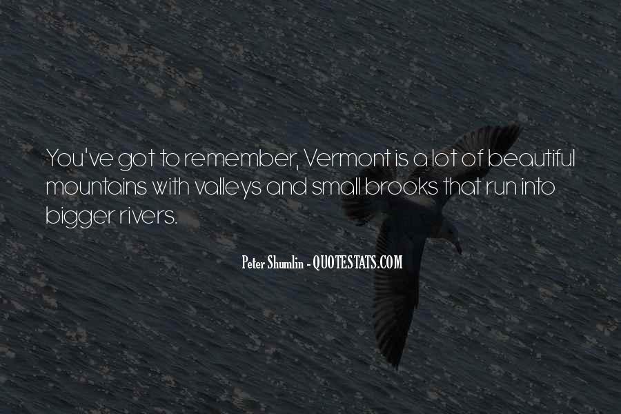 Vermont's Quotes #1546730