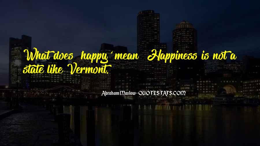 Vermont's Quotes #1589269
