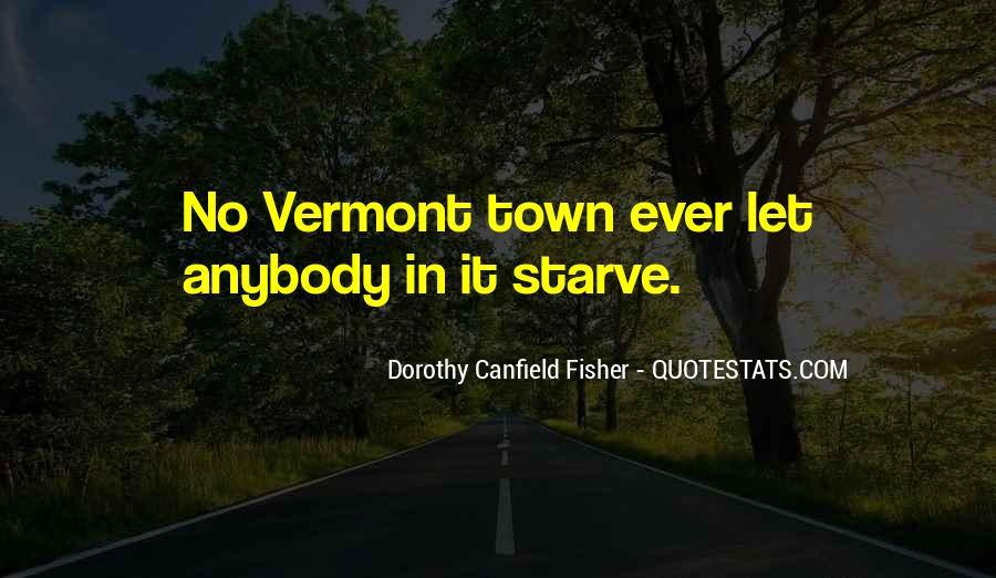 Vermont's Quotes #1600885