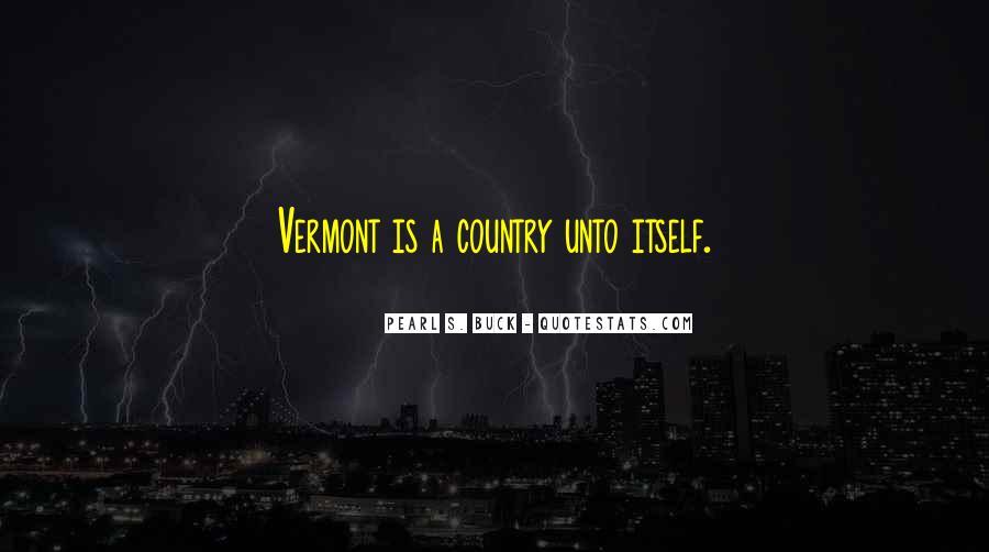 Vermont's Quotes #169403