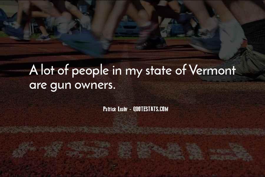Vermont's Quotes #272968