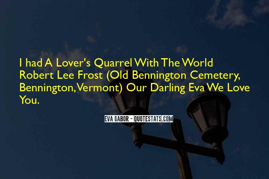 Vermont's Quotes #690881