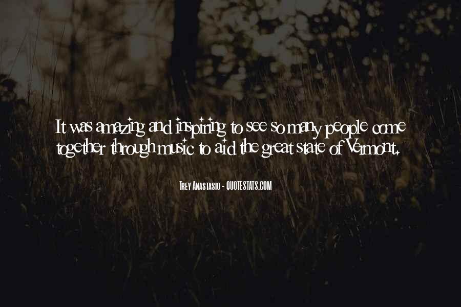 Vermont's Quotes #731982