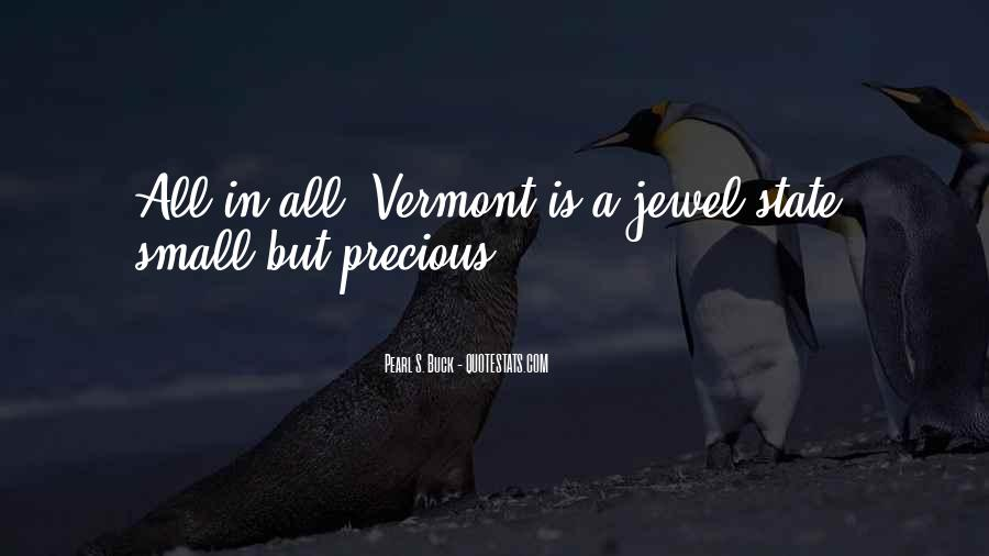 Vermont's Quotes #804342