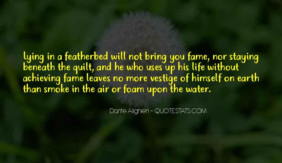 Vestige Quotes #704546