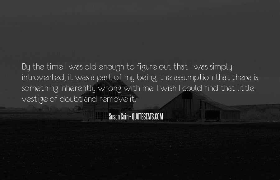 Vestige Quotes #706881