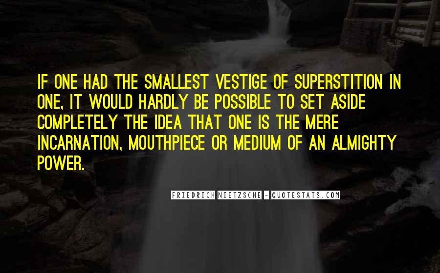 Vestige Quotes #891566