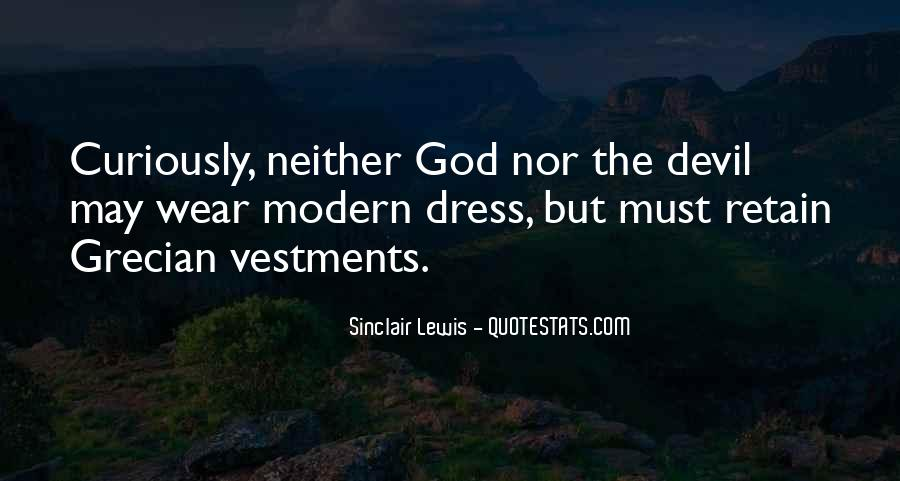 Vestments Quotes #1720632