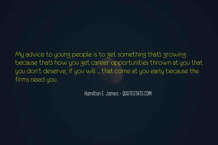 Quotes About Deserve #20483