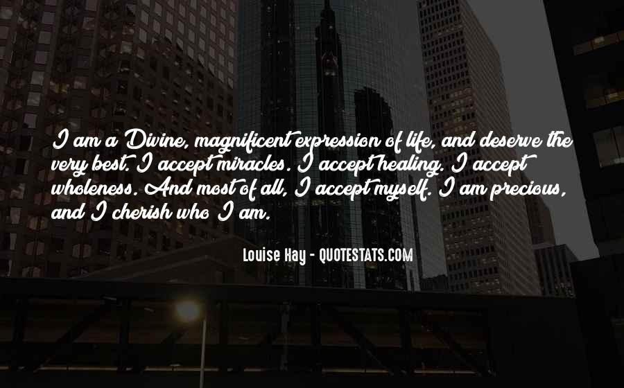 Quotes About Deserve #28642