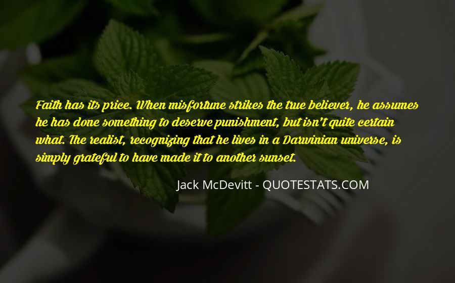 Quotes About Deserve #31155