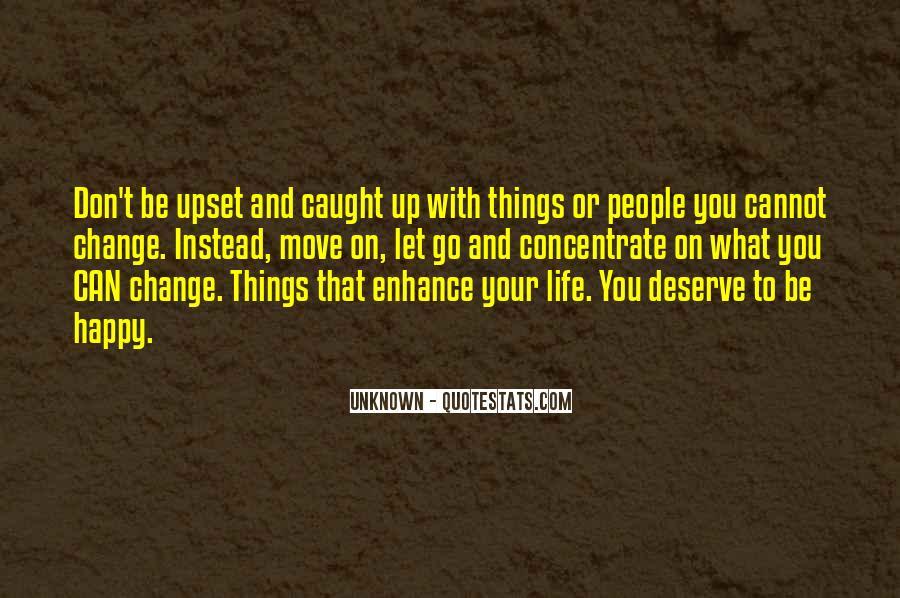Quotes About Deserve #40009