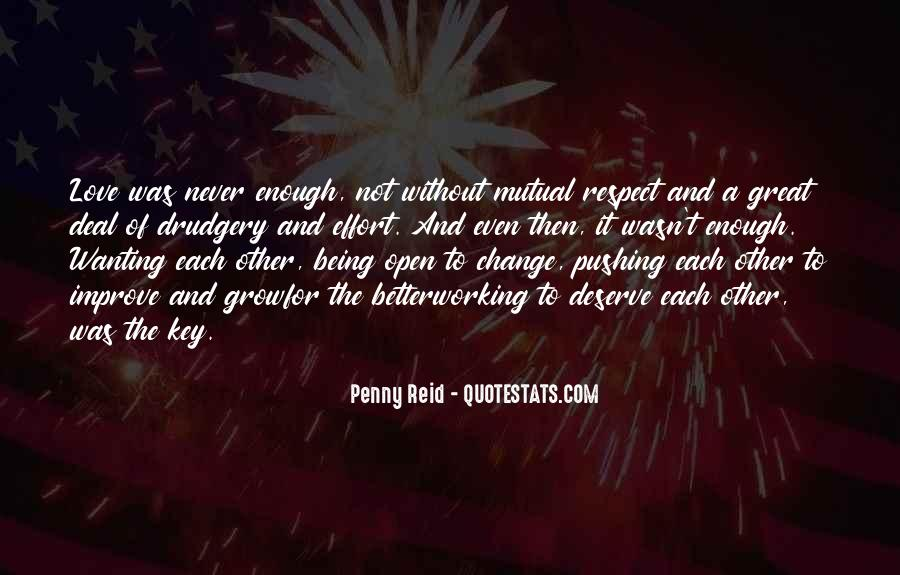 Quotes About Deserve #44428