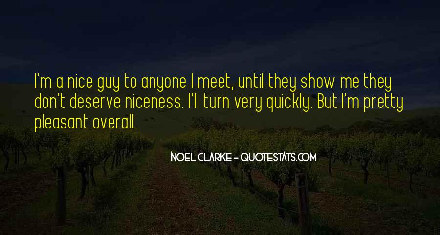 Quotes About Deserve #45491