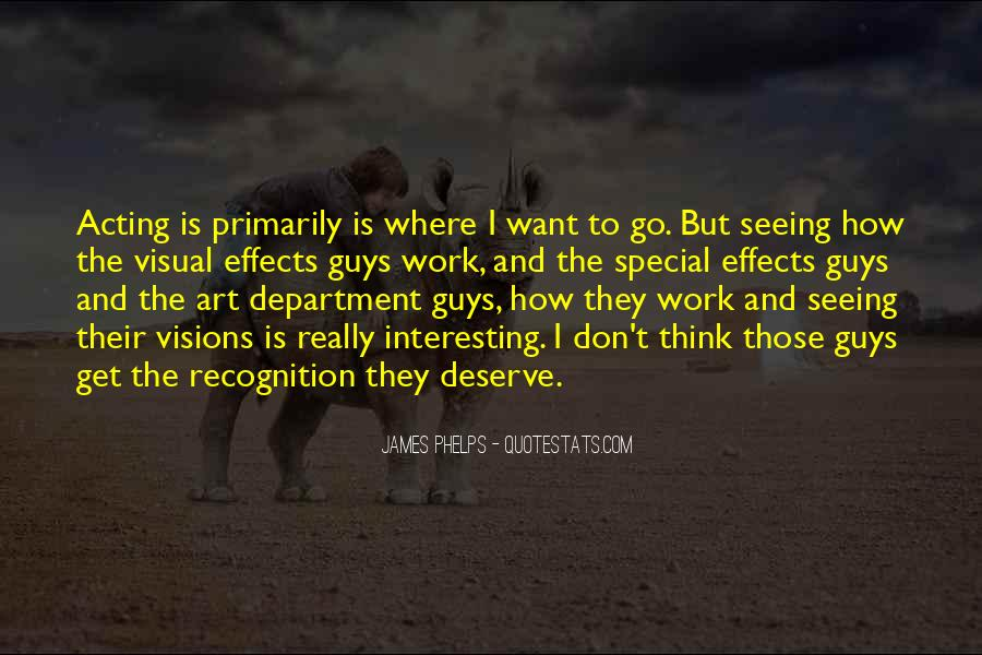 Quotes About Deserve #60251