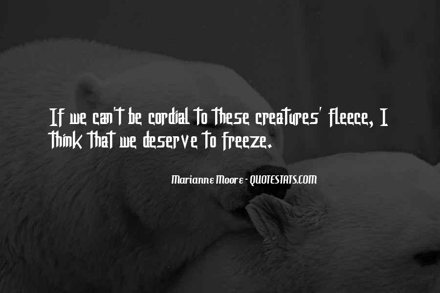 Quotes About Deserve #614