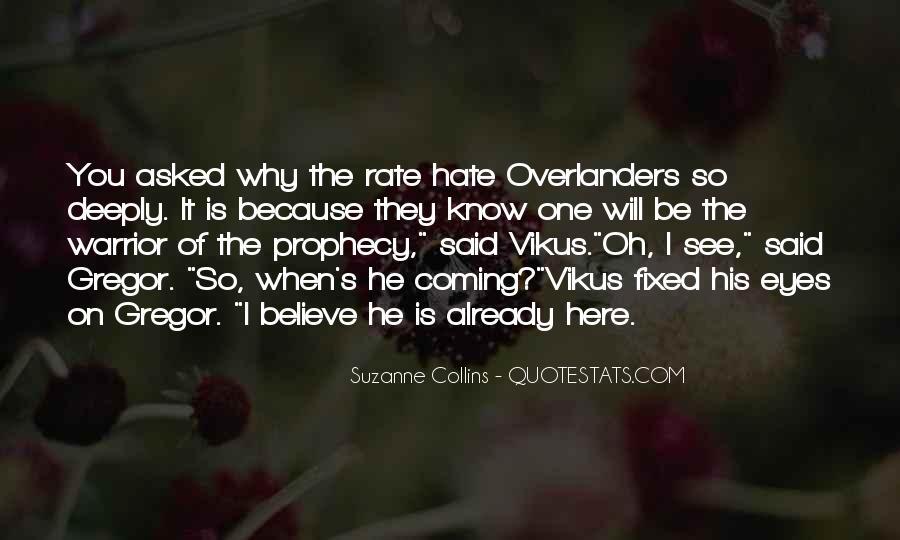 Vikus's Quotes #1796389