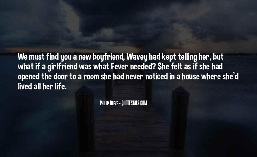 Quotes About Your New Girlfriend #1311902