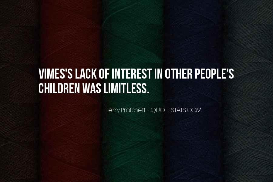 Vimes's Quotes #1012344