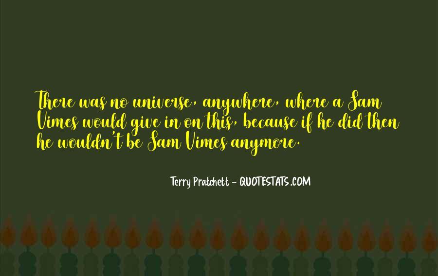 Vimes's Quotes #112979