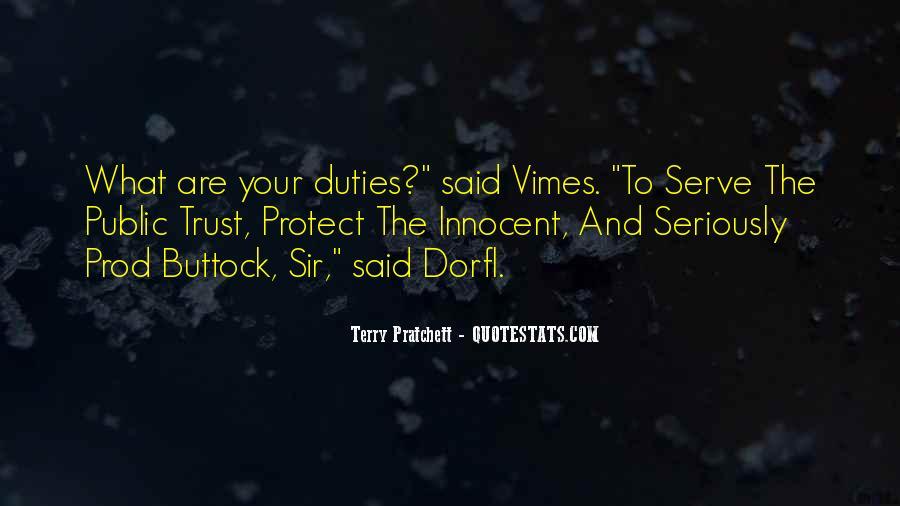 Vimes's Quotes #1212677
