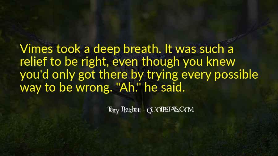 Vimes's Quotes #1341517