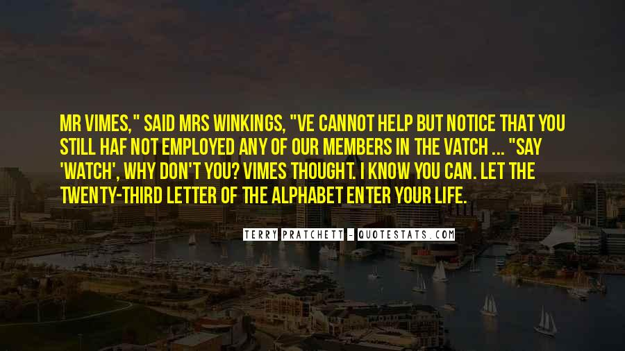 Vimes's Quotes #1444495